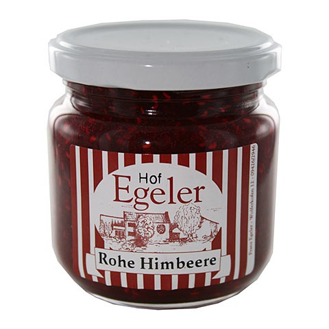 Rohe Himbeere